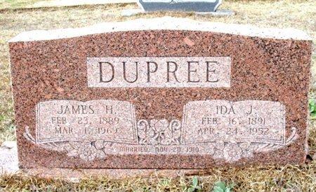 DUPREE, JAMES H - Cass County, Texas | JAMES H DUPREE - Texas Gravestone Photos