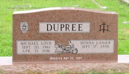DUPREE, MICHAEL LOYD - Cass County, Texas | MICHAEL LOYD DUPREE - Texas Gravestone Photos