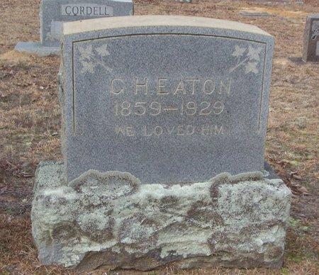 EATON, C H - Cass County, Texas | C H EATON - Texas Gravestone Photos