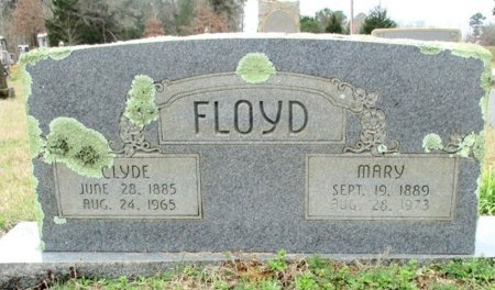 FLOYD, MARY   - Cass County, Texas | MARY   FLOYD - Texas Gravestone Photos