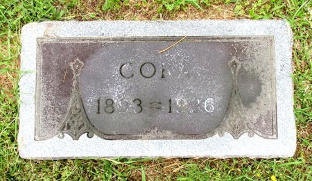 FLOYD, CORA    - Cass County, Texas | CORA    FLOYD - Texas Gravestone Photos