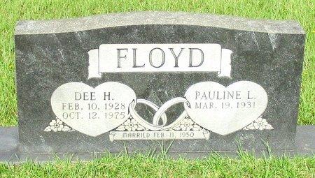 FLOYD, DEE H. - Cass County, Texas   DEE H. FLOYD - Texas Gravestone Photos