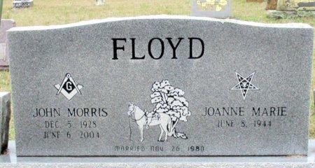 FLOYD, JOHN MORRIS  - Cass County, Texas   JOHN MORRIS  FLOYD - Texas Gravestone Photos