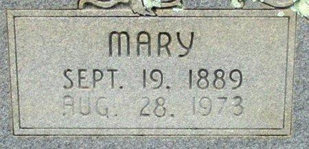 FLOYD, MARY  (CLOSE UP) - Cass County, Texas | MARY  (CLOSE UP) FLOYD - Texas Gravestone Photos