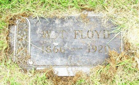 FLOYD, W. T. - Cass County, Texas | W. T. FLOYD - Texas Gravestone Photos