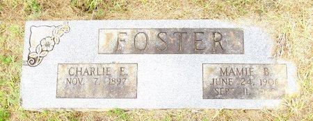 FOSTER, CHARLIE E. - Cass County, Texas   CHARLIE E. FOSTER - Texas Gravestone Photos