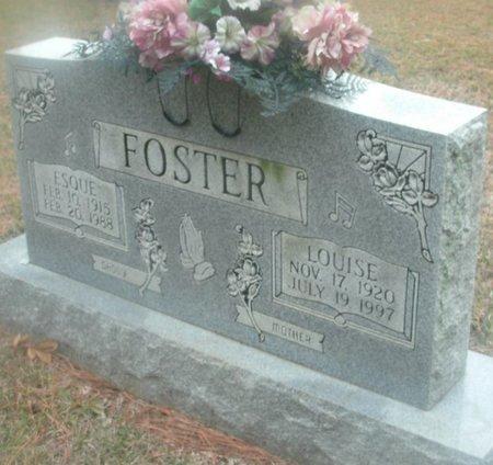 FOSTER, LOUISE - Cass County, Texas | LOUISE FOSTER - Texas Gravestone Photos
