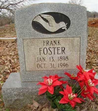 FOSTER, FRANK - Cass County, Texas | FRANK FOSTER - Texas Gravestone Photos