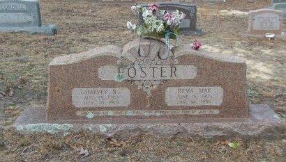 FOSTER, HARVEY - Cass County, Texas | HARVEY FOSTER - Texas Gravestone Photos