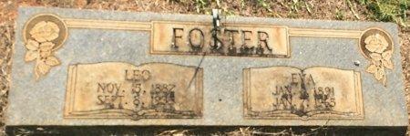 FOSTER, EVA  - Cass County, Texas | EVA  FOSTER - Texas Gravestone Photos