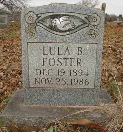 FOSTER, LULA B - Cass County, Texas   LULA B FOSTER - Texas Gravestone Photos