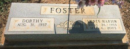 FOSTER, SIDNEY MARION - Cass County, Texas | SIDNEY MARION FOSTER - Texas Gravestone Photos