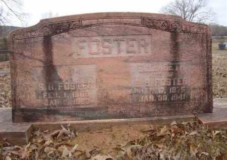 FOSTER, S B - Cass County, Texas   S B FOSTER - Texas Gravestone Photos
