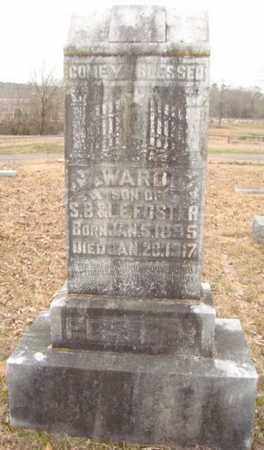 FOSTER, WARD - Cass County, Texas   WARD FOSTER - Texas Gravestone Photos