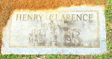 FULCHER, HENRY CLARENCE - Cass County, Texas | HENRY CLARENCE FULCHER - Texas Gravestone Photos