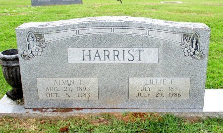 HARRIST, ALVIN T. - Cass County, Texas | ALVIN T. HARRIST - Texas Gravestone Photos