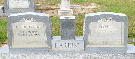 HARRIST, CLYDE C. - Cass County, Texas | CLYDE C. HARRIST - Texas Gravestone Photos