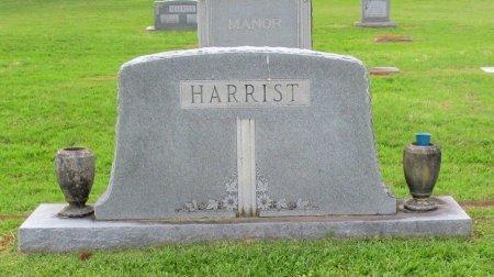 HARRIST, FAMILY MARKER - Cass County, Texas   FAMILY MARKER HARRIST - Texas Gravestone Photos