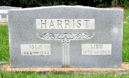 HARRIST, LIEU - Cass County, Texas | LIEU HARRIST - Texas Gravestone Photos