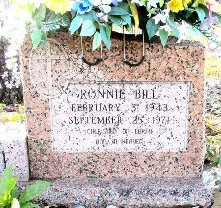 HARRIST, RONNIE BILL - Cass County, Texas | RONNIE BILL HARRIST - Texas Gravestone Photos