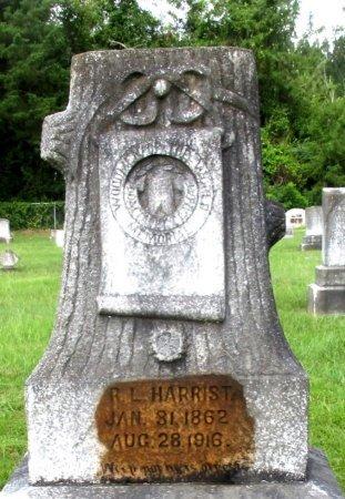 HARRIST, R. L. - Cass County, Texas | R. L. HARRIST - Texas Gravestone Photos