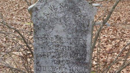 JONES, A W - Cass County, Texas   A W JONES - Texas Gravestone Photos