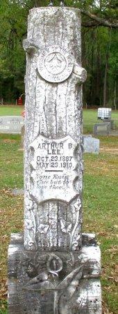 LEE, ARTHUR B. - Cass County, Texas | ARTHUR B. LEE - Texas Gravestone Photos