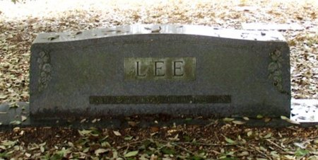 LEE, FAMILY MARKER - Cass County, Texas | FAMILY MARKER LEE - Texas Gravestone Photos