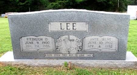 LEE, AMYE IRENE  - Cass County, Texas | AMYE IRENE  LEE - Texas Gravestone Photos