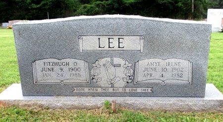 LEE, FITZHUGH O. - Cass County, Texas | FITZHUGH O. LEE - Texas Gravestone Photos