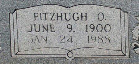 LEE, FITZHUGH O. (CLOSE UP) - Cass County, Texas | FITZHUGH O. (CLOSE UP) LEE - Texas Gravestone Photos