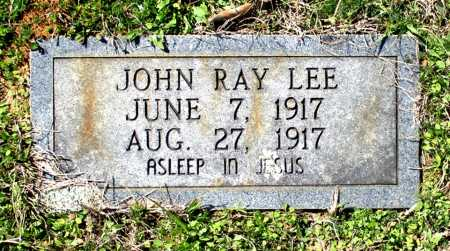 LEE, JOHN RAY  - Cass County, Texas | JOHN RAY  LEE - Texas Gravestone Photos
