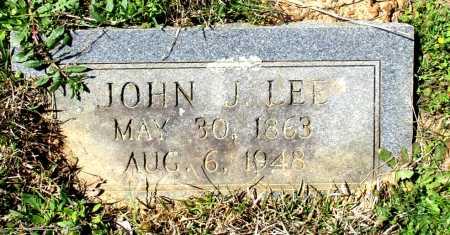 LEE, JOHN J. - Cass County, Texas | JOHN J. LEE - Texas Gravestone Photos