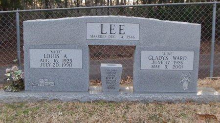 LEE, GLADYS - Cass County, Texas | GLADYS LEE - Texas Gravestone Photos