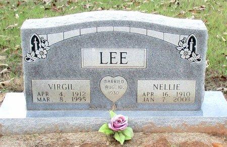 LEE, VIRGIL - Cass County, Texas | VIRGIL LEE - Texas Gravestone Photos