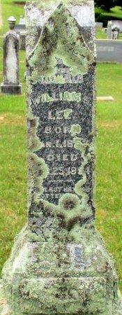 LEE, WILLIAM - Cass County, Texas   WILLIAM LEE - Texas Gravestone Photos
