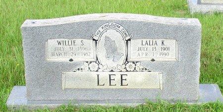 LEE, LALIA - Cass County, Texas | LALIA LEE - Texas Gravestone Photos