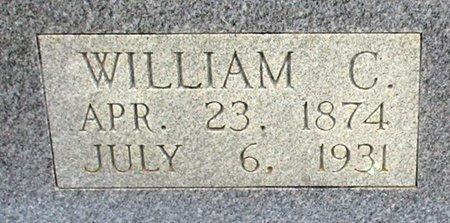 LEE, WILLIAM C. (CLOSE UP) - Cass County, Texas | WILLIAM C. (CLOSE UP) LEE - Texas Gravestone Photos