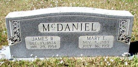 MCDANIEL, JAMES R. - Cass County, Texas | JAMES R. MCDANIEL - Texas Gravestone Photos