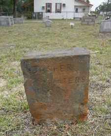 MCWATERS, JASPER DELL - Cass County, Texas   JASPER DELL MCWATERS - Texas Gravestone Photos