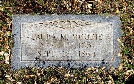 MOODIE, LAURA M.  - Cass County, Texas | LAURA M.  MOODIE - Texas Gravestone Photos