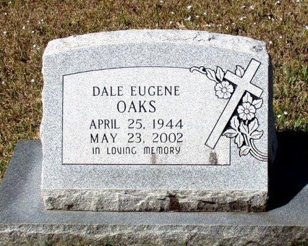 OAKS, DALE EUGENE  - Cass County, Texas | DALE EUGENE  OAKS - Texas Gravestone Photos