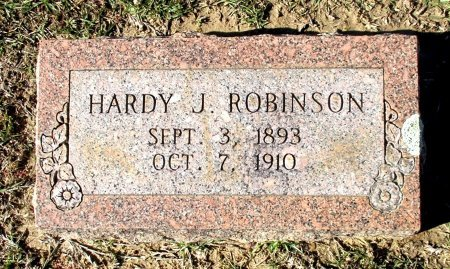 ROBINSON, HARDY J.  - Cass County, Texas   HARDY J.  ROBINSON - Texas Gravestone Photos