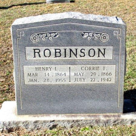 ROBINSON, HENRY L. - Cass County, Texas | HENRY L. ROBINSON - Texas Gravestone Photos