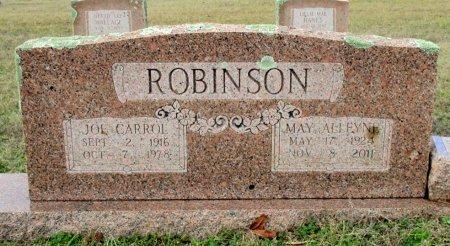 ROBINSON, MAY ALLEYNE - Cass County, Texas | MAY ALLEYNE ROBINSON - Texas Gravestone Photos