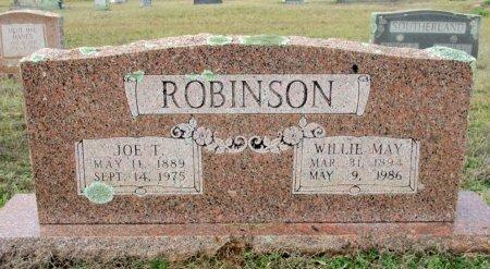ROBINSON, WILLIE MAY - Cass County, Texas | WILLIE MAY ROBINSON - Texas Gravestone Photos