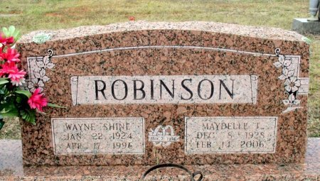 ROBINSON, BEATRICE T. - Cass County, Texas | BEATRICE T. ROBINSON - Texas Gravestone Photos