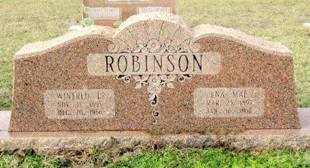 ROBINSON, ENA MAE  - Cass County, Texas | ENA MAE  ROBINSON - Texas Gravestone Photos