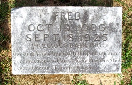 SIMMONS, FRED - Cass County, Texas | FRED SIMMONS - Texas Gravestone Photos