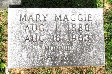 SIMMONS, MARY MAGGIE - Cass County, Texas | MARY MAGGIE SIMMONS - Texas Gravestone Photos